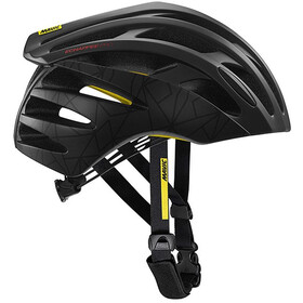 Mavic Echappée Pro MIPS Helmet Dame black/lollipop